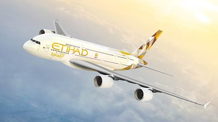 Etihad Airways Promotion Codes