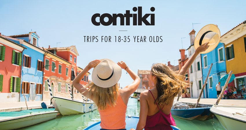 Contiki Deals & Offers