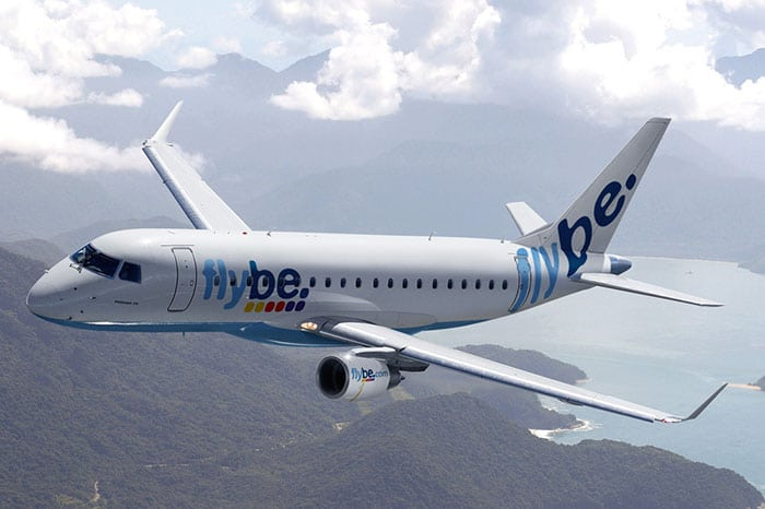 Best Flybe promo code and deals