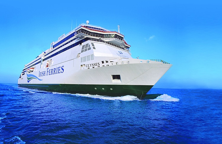 Irish Ferries Voucher Codes