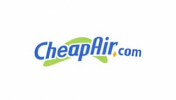 Get $10 off any flight with CheapAir.com