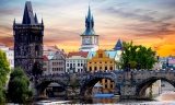 Prague: Flights + 2 Nights in 4-Star Hotel & Breakfast from only £79