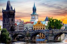Prague: Flights + 2 Nights in 4-Star Hotel & Breakfast from only £79