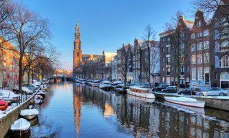 DFDS Amsterdam Mini Cruise