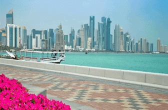 Save up to 25% on flights to Doha